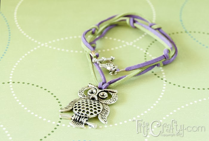 Leather-cord-and-knots-Owl-Necklace-Tutorial