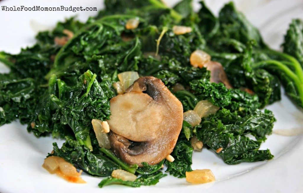 Sauteed-Kale-Mushrooms-Side-Dish