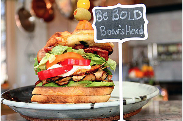 Boars Head Leviathon Sandwich from LIveDan330 - #Recipe #Sandwich #Boars Head