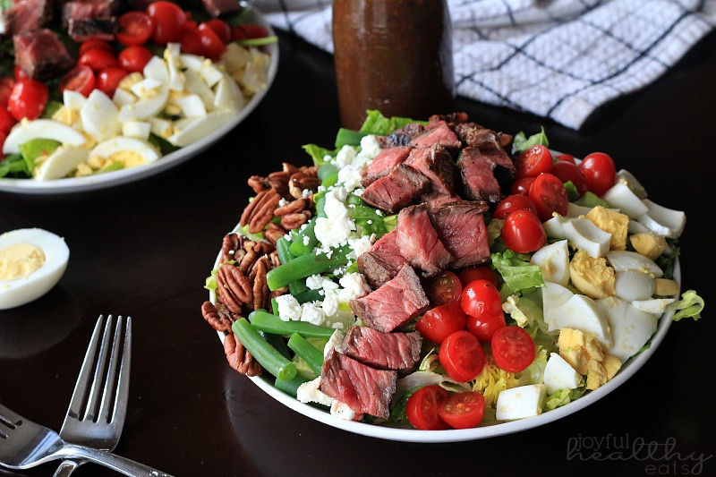 Steak-Salad-with-Balsamic-Vinaigrette