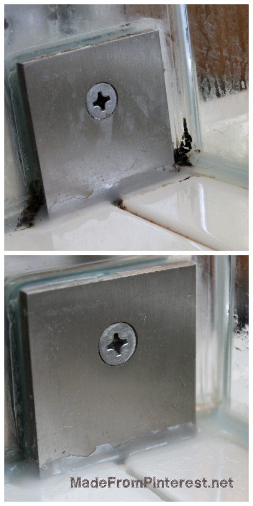 this is the solution for shower mold in impossible to reach places i