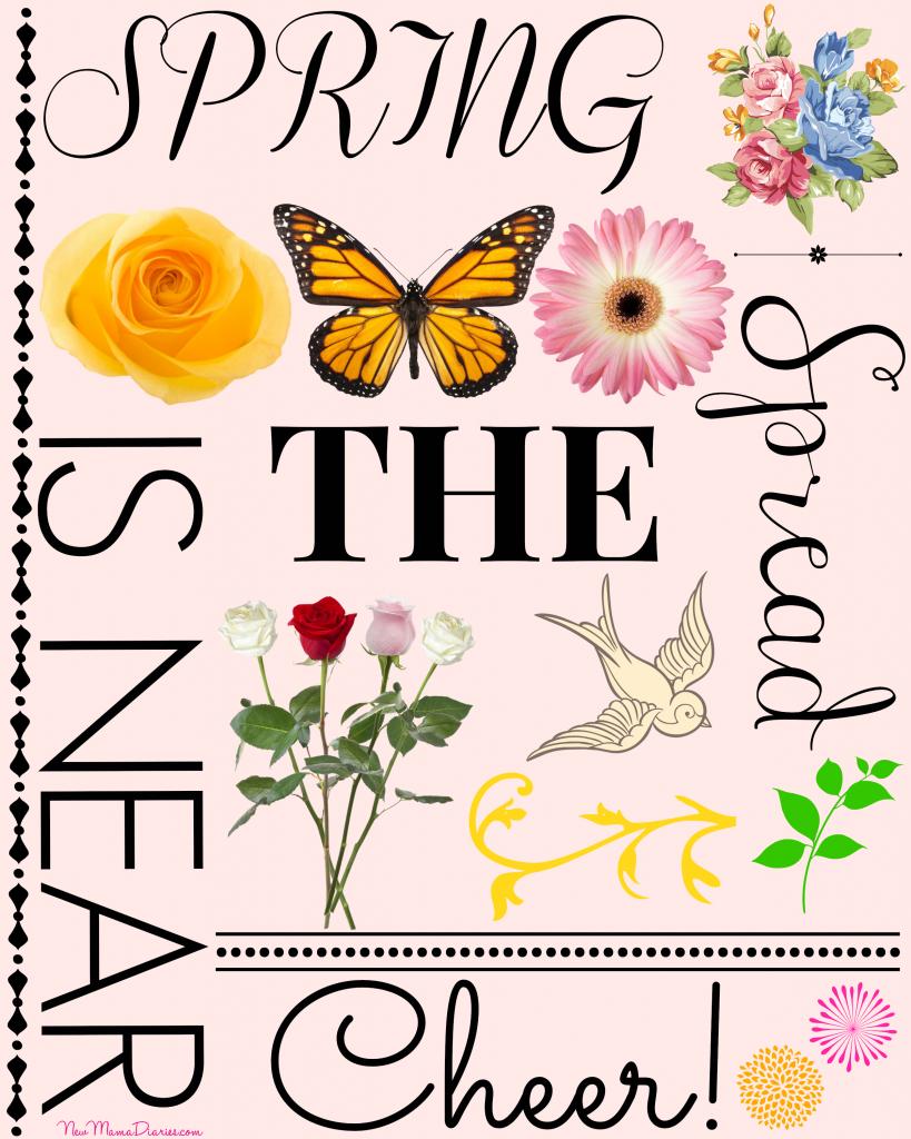 Spring-printable