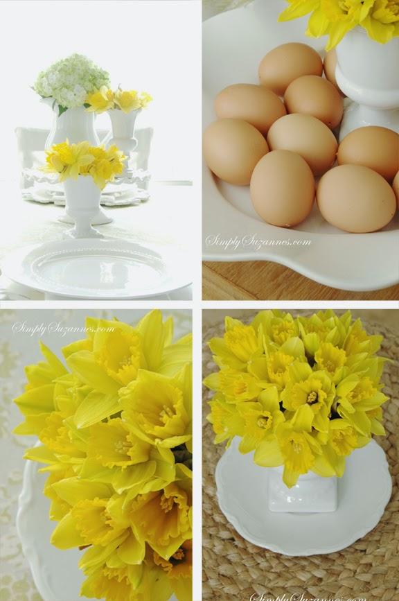 Daffodils-Indoors