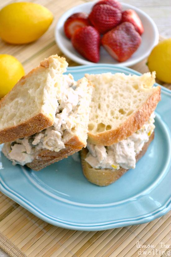 Piccata-Chicken-Salad