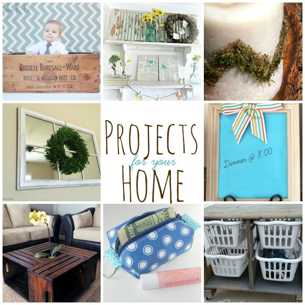 Eight fabulous and fun diy projects for your home bakerette