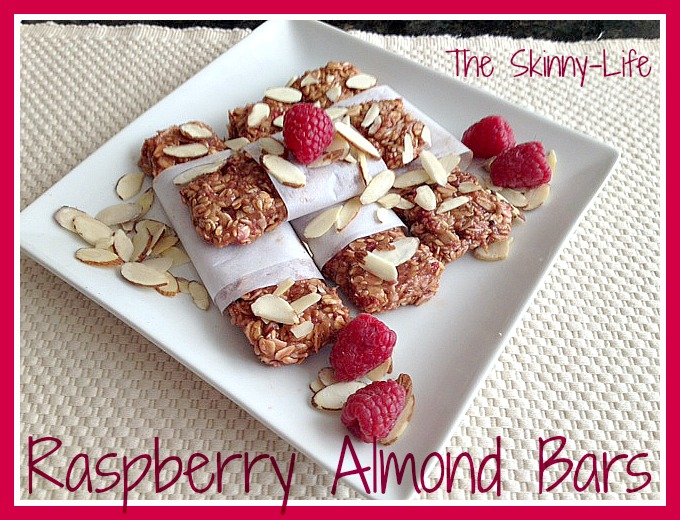 Raspberry-Almond-Bars