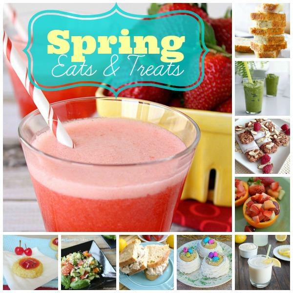 Spring Eats & Treats