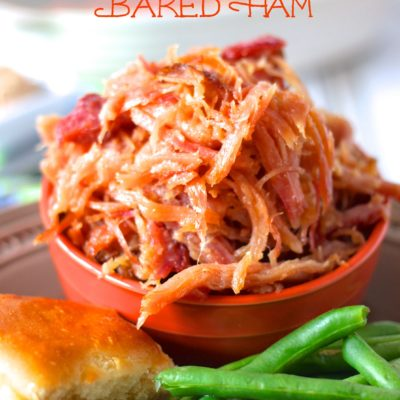 Sweet Brown Sugar Baked Ham