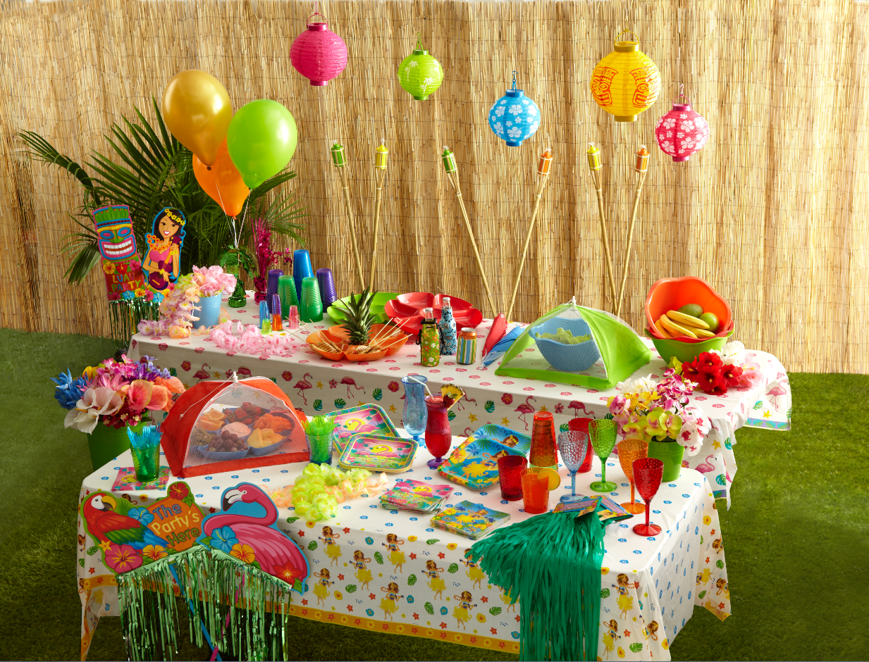 have a blast this summer with dollar trees new summer product line dtsummerfun - Party Decoration Stores
