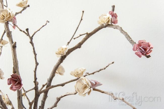 DIY-Paper-Blossom-Branch