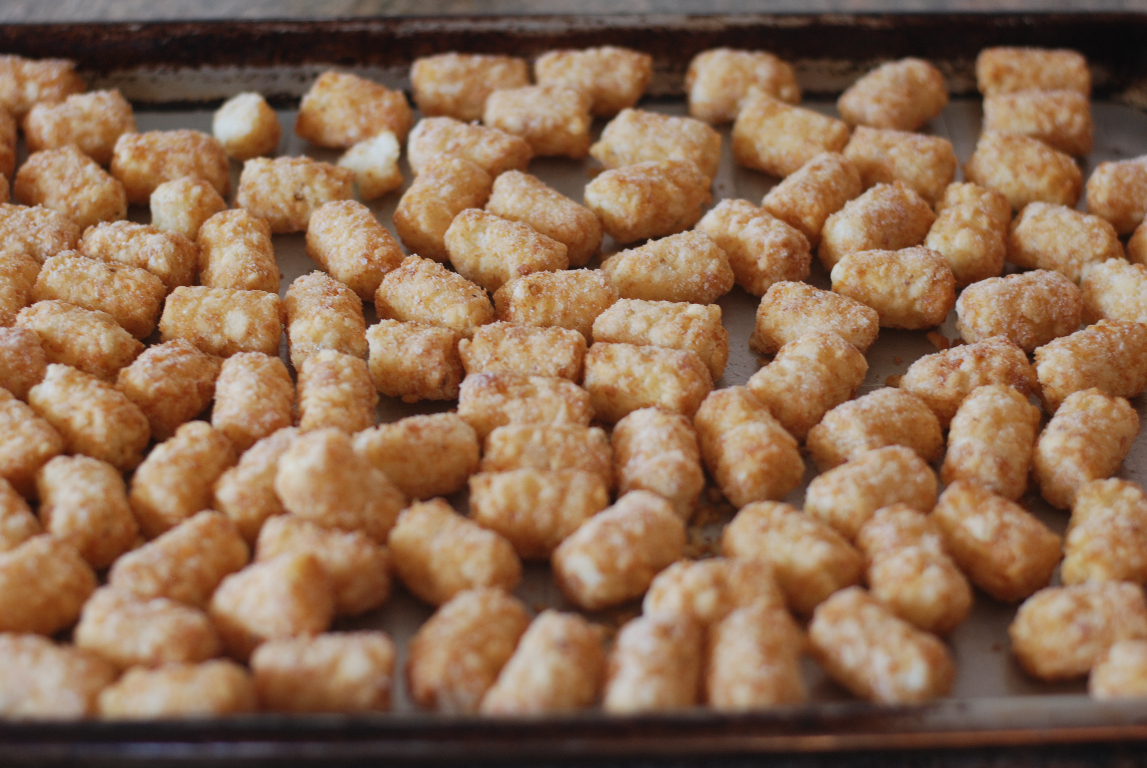 Cheesy Bacon Ranch Tater Tots - Made From Pinterest