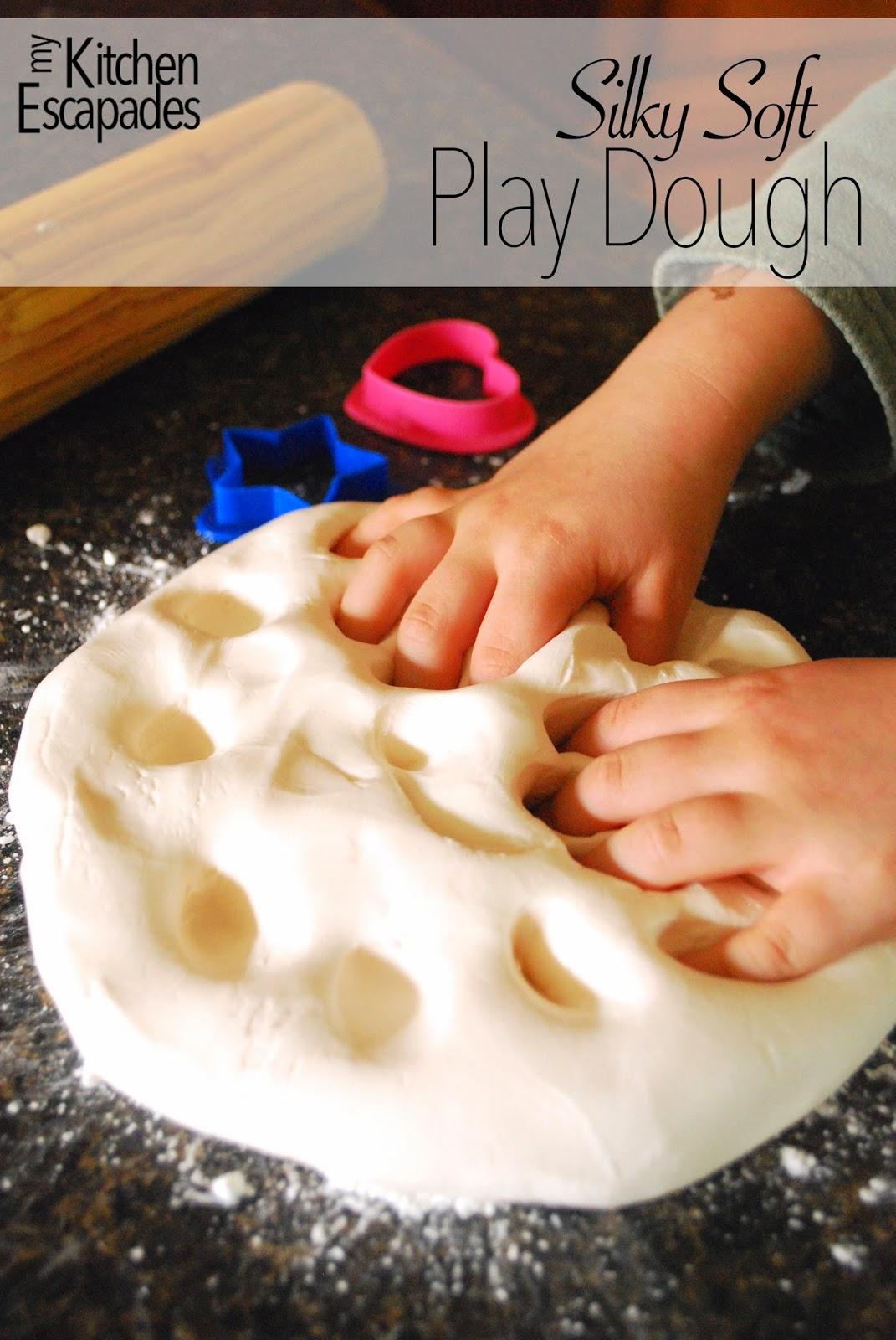 Silky Soft Play Dough Tgif This Grandma Is Fun