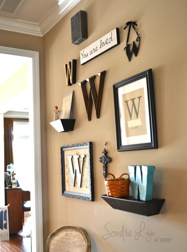Monogram-Gallery-Wall