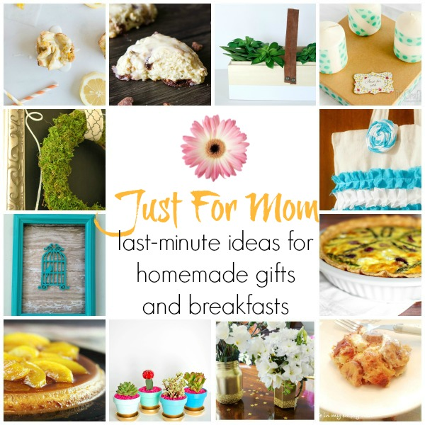 12 mother 39 s day gift ideas and breakfast recipes bakerette for Mother s day breakfast in bed ideas