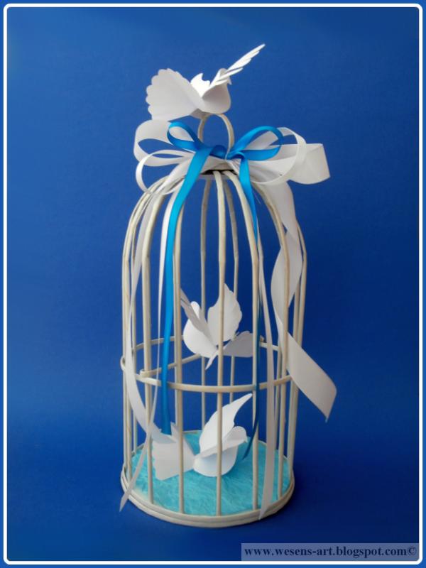 Newspaper-Birdcage