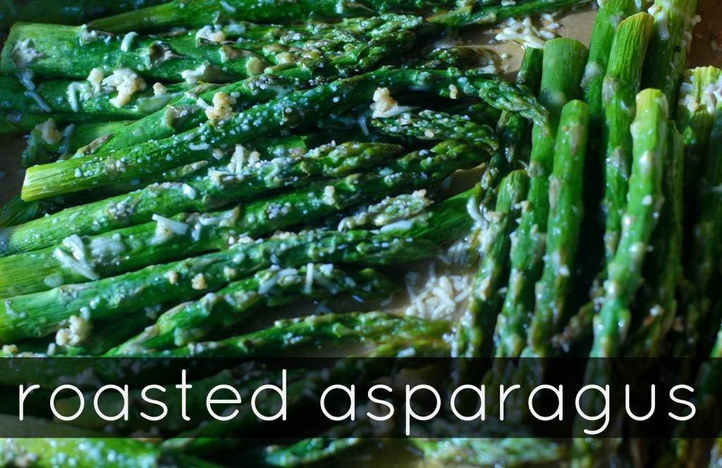 Roasted Asparagus  MadeFromPinterest.net
