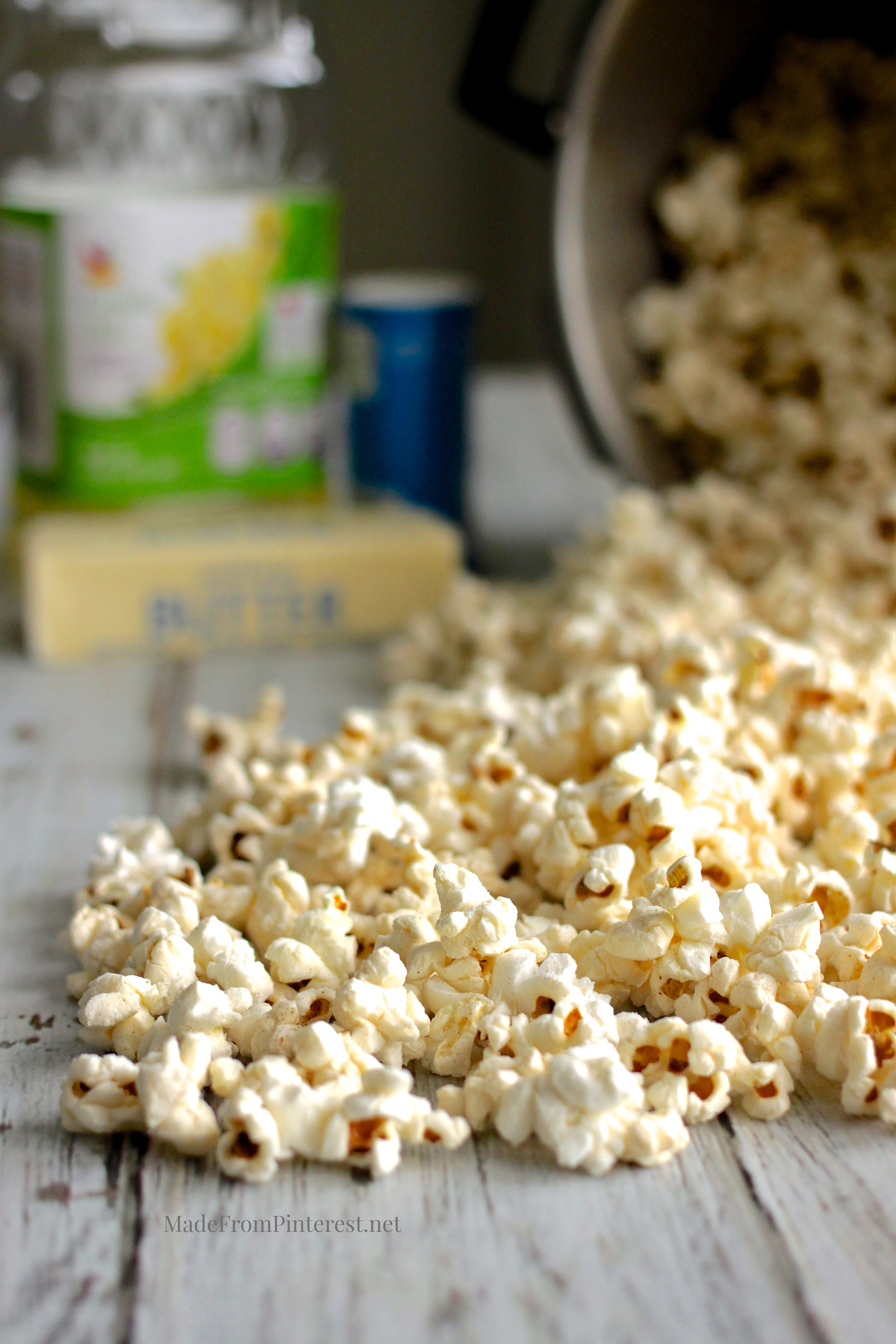 A secret ingredient no one is telling you about for perfect popcorn revealed. Make your popcorn 10 times more delicious with just one ingredient!