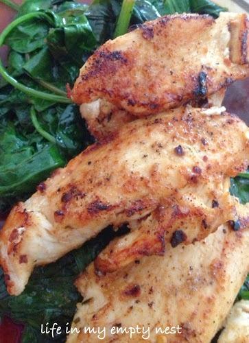 Spinach-Lemon-Chicken