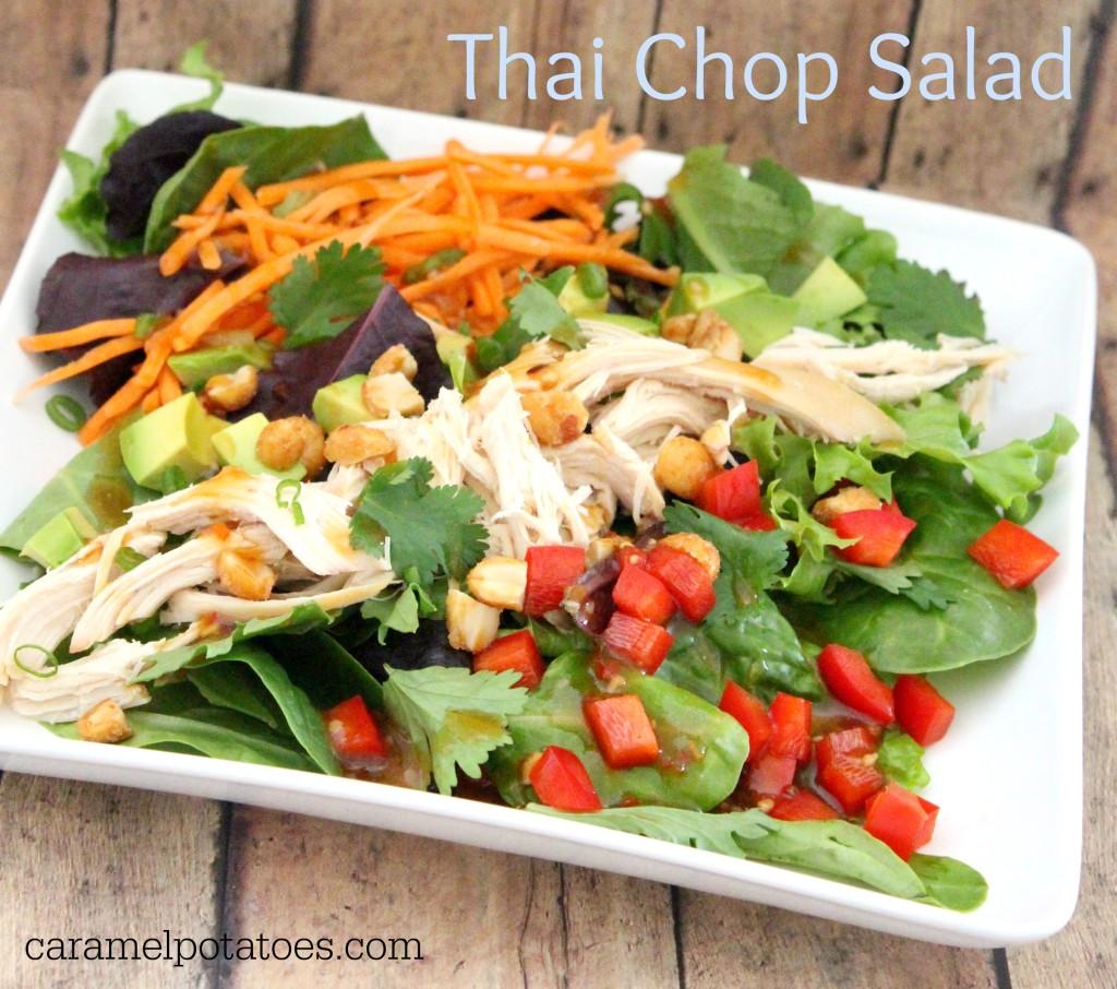 Thia-Chop-Salad