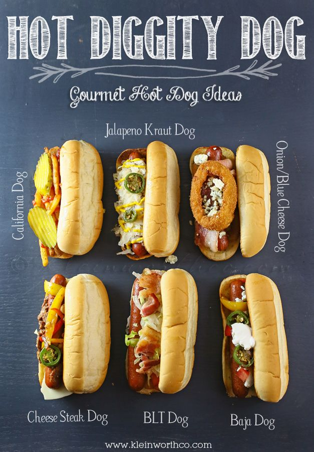 Image Result For Gourmet Dogs