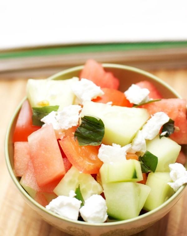 watermelon-cucumber-tomato-goat-cheese-salad-recipe