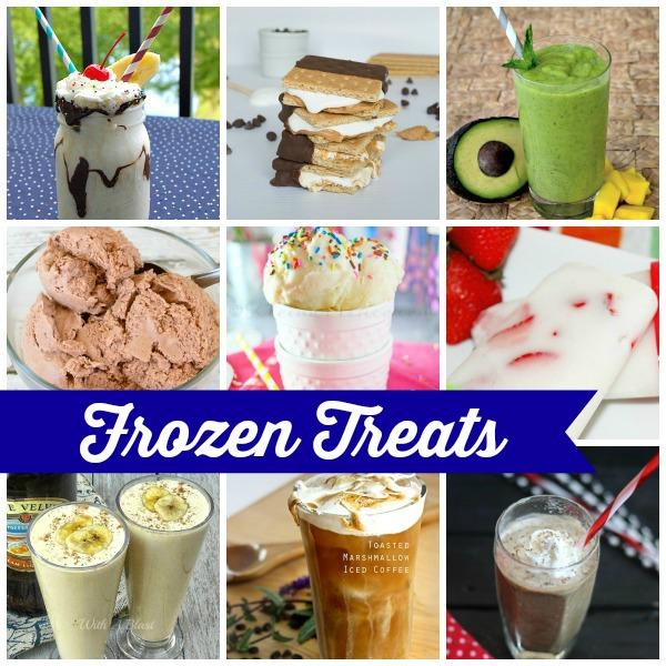 Frozen Treats Super Saturday #48