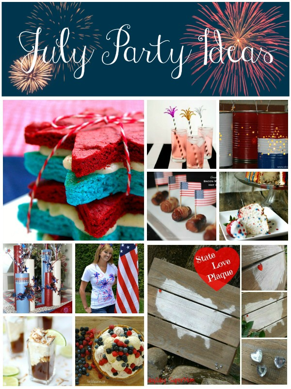 July Party Ideas