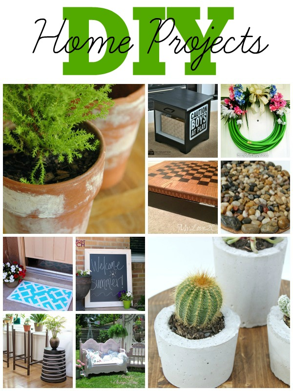 Link Party Favorites DIY Home
