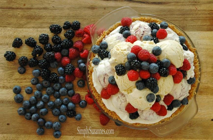 Red-White-Blue-Ice-Cream-Pie