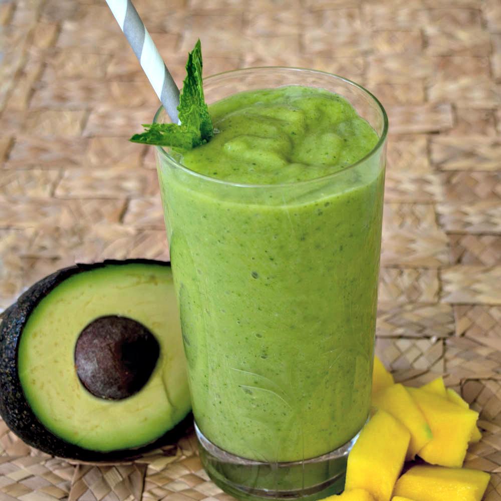 mango-avocado-smoothie