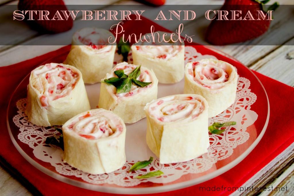 Cream Cheese Pinwheels Recipe — Dishmaps
