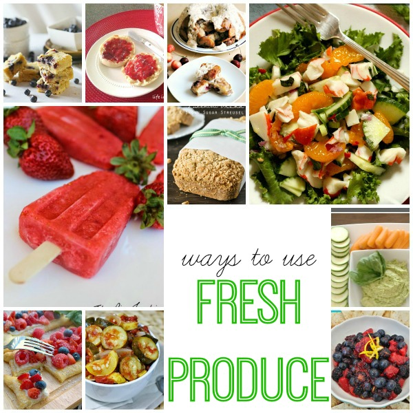 Fresh Produce Favorites