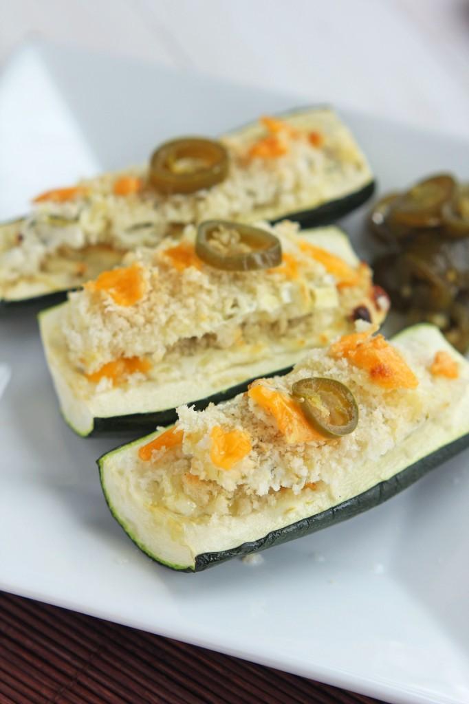 Jalapeno-Popper-Zucchini-Boats