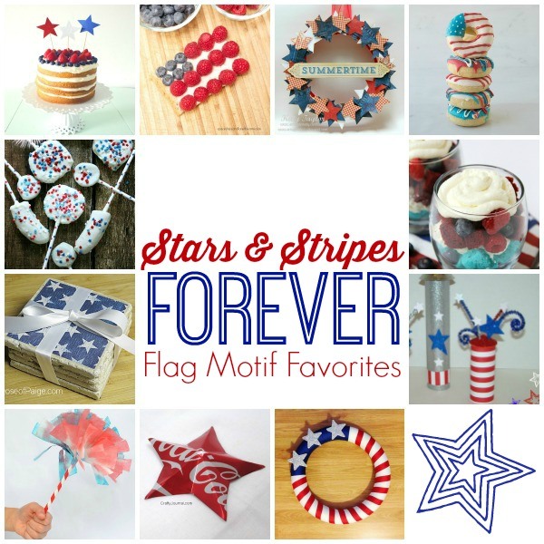 Stars Stripes 4th July Favorites