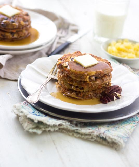 Whole-Wheat-Pancakes