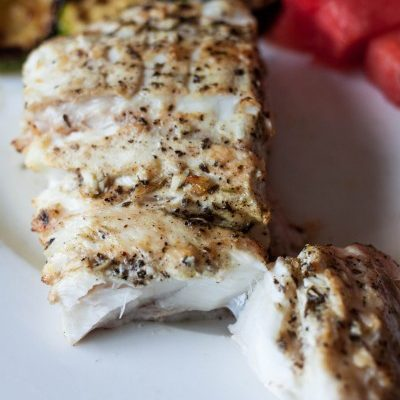 Fish Hater Marinade - Easy dinner that will winner over picky eaters!
