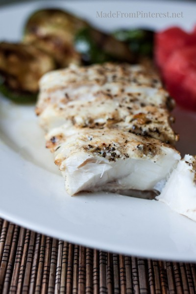 Got picky eaters? This Fish Marinade will win over the most reluctant of fish eaters. But if they are really obstinate...it is good on chicken too!