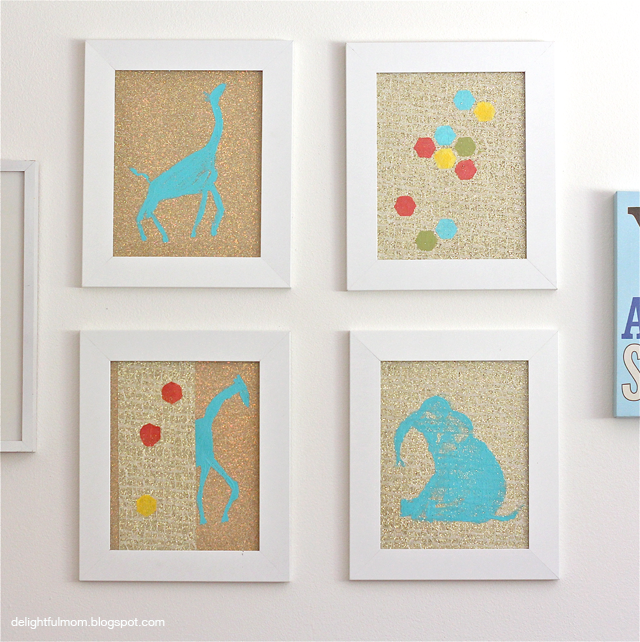Diy Wall Decor For Baby : Ten best home decorating ideas bakerette