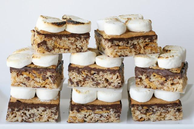 Rice-Krispy-Treats-Smores