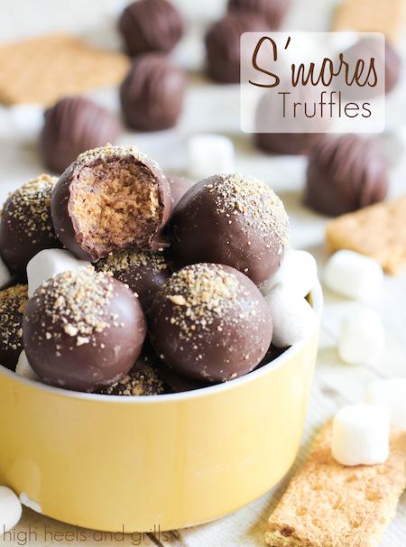 Truffle-Smores