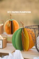 paper-pumpkins