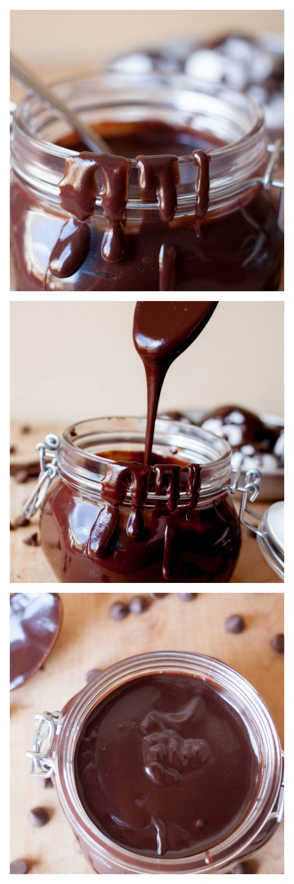 Chocolate Sauce - TGIF - This Grandma is Fun