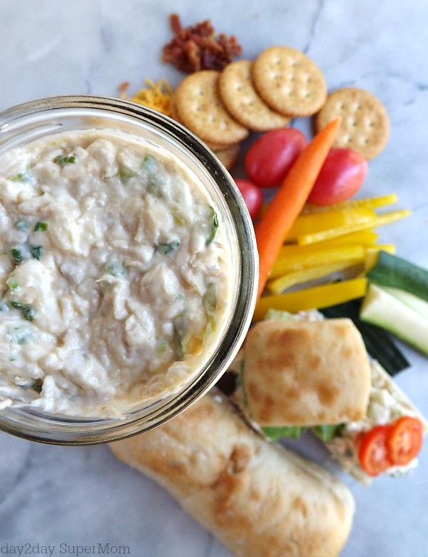 Creamy-Tuna-Dip