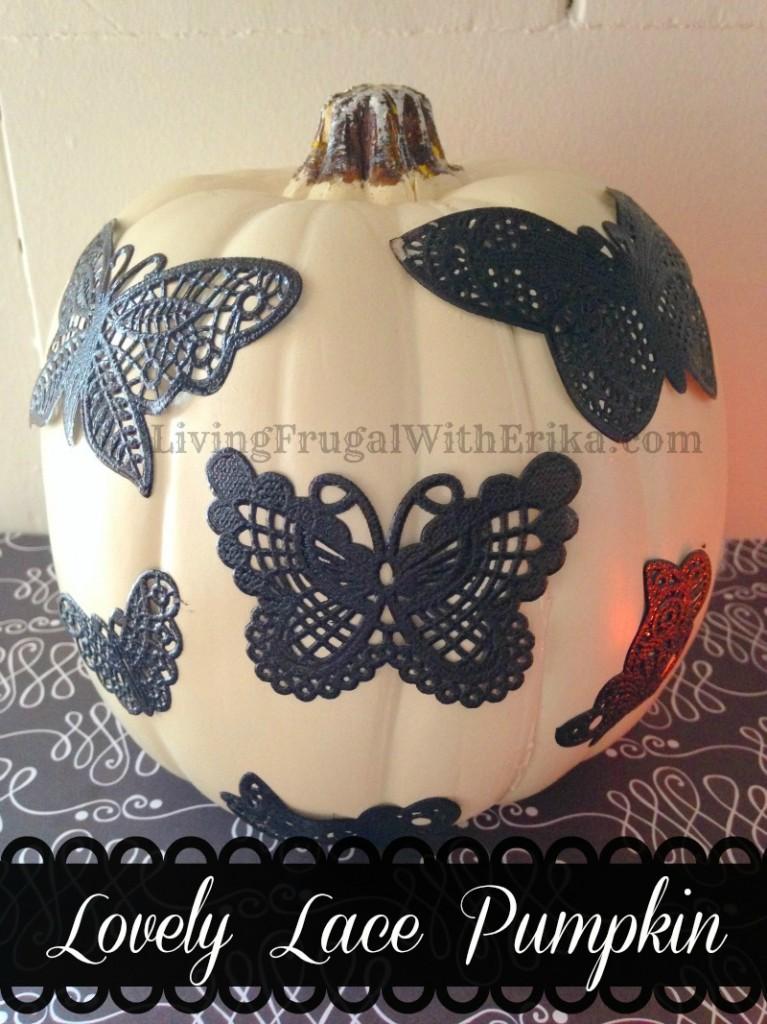 Lace-Pumpkin
