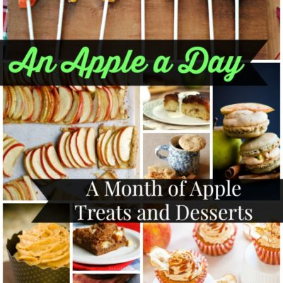 An Apple a Day: 30 Treats & Desserts