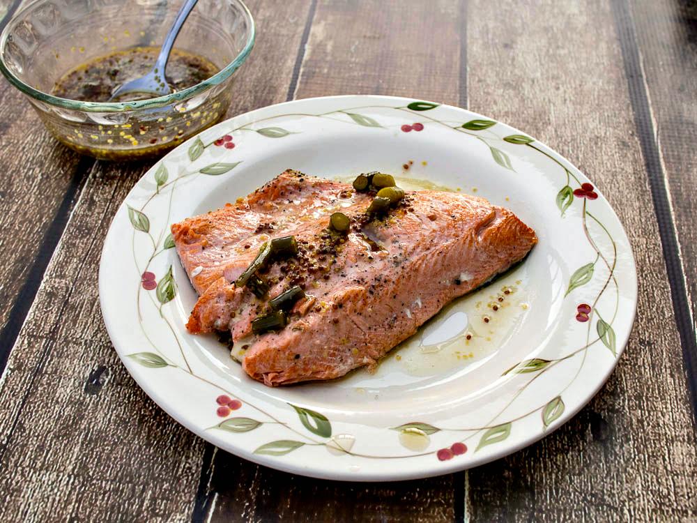 Salmon-Mustard-Sauce
