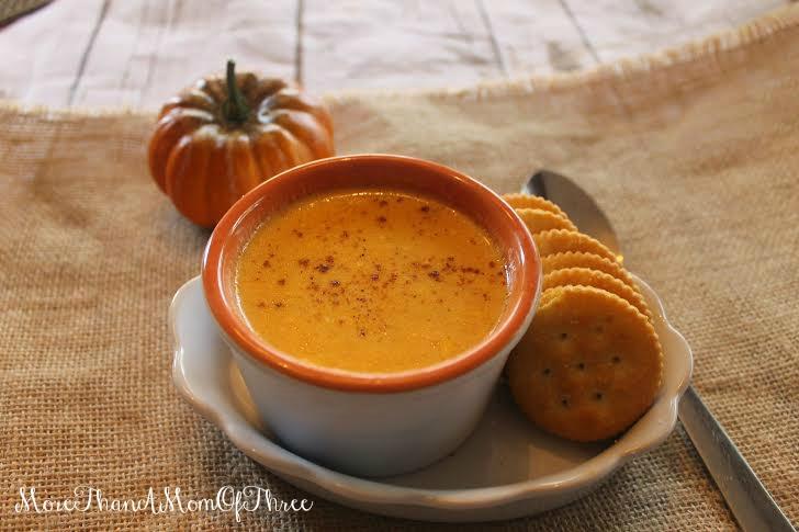 Creamy-Parmesan-Pumpkin-Soup