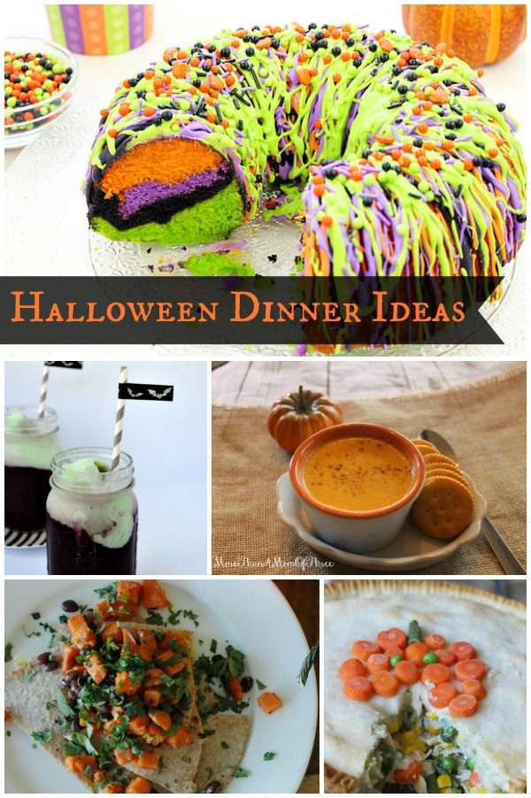 Halloween Dinner Party Menu Ideas Part - 33: Halloween Dinner Ideas