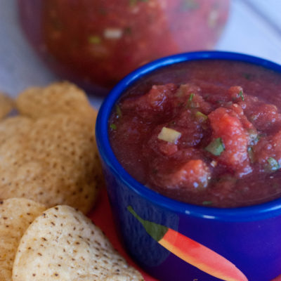 Mom's Best Salsa