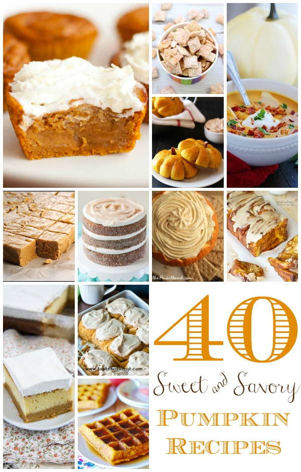 40-Sweet-Savory-Pumpkin-Recipes